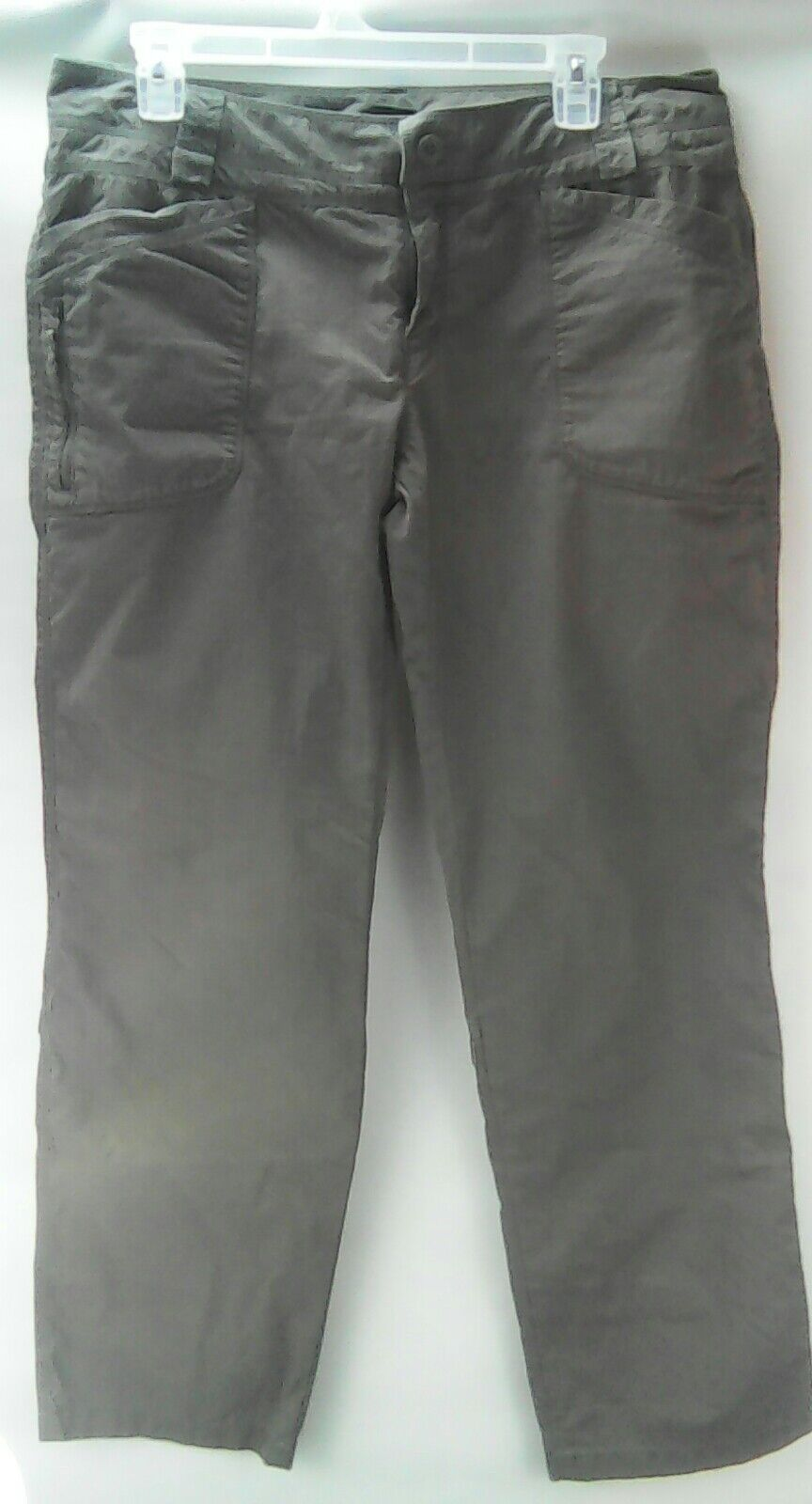 The North Face Size12 Army Green Women's Congreenible Cargo Pants Ski Hiking