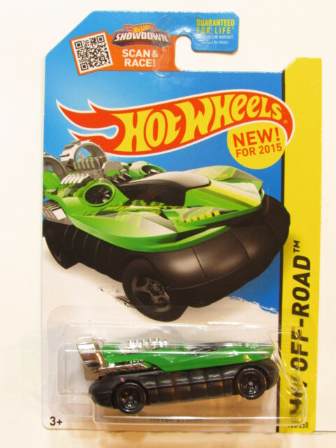 Hot Wheels 2015 Hw Off - Carretera Jungla Rally - Hover Storm