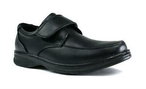 new mens black casual slip on  comfort dr keller work  shoes sizes  7//41
