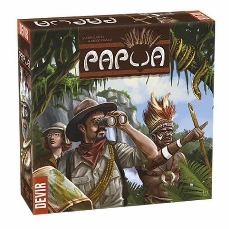 Papua - brettspiel - neuen - freien spiel bieten} - {