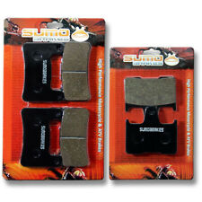 FR+R Brake Pads for Suzuki GSXR600 GSXR750 (2004-2005) GSXR1000 (2004-2006) NEW