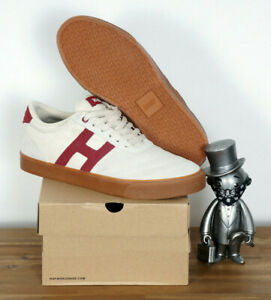 Huf-Worldwide-Footwear-Skate-Schuhe-Shoes-Galaxy-Bone-Suede-8-5-41