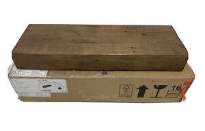 West-Elm-Reclaimed-Wood-Floating-Shelf-2-Ft-Reclaimed-Pine-New-Gorgeous