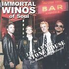 Live at the Stone House by Immortal Winos of Soul (CD, Jun-2003, Static Discos)
