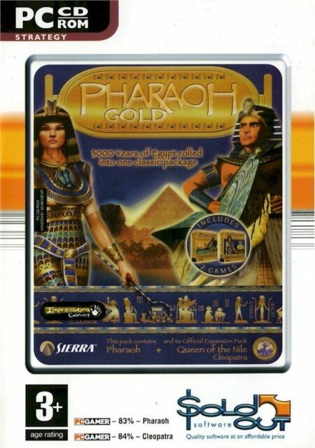 Sold-Out Software PHARAOH GOLD Pharaoh Gold by SOLD-OUT SOFTWARE