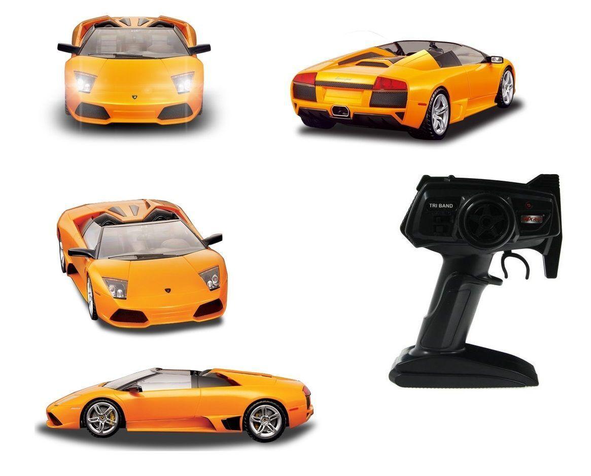 Lamborghini Murcielago LP640 Roadster RadioControl MJX Scala 1 14 8537
