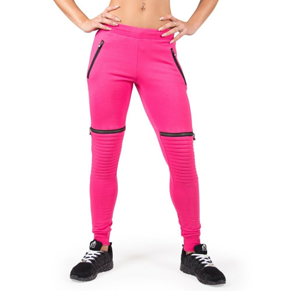 Gorilla wear tampa bikers jogger  – pink  brand on sale clearance