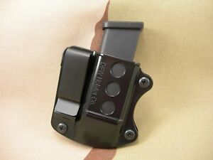 Mag-Pouch-for-Glock-43X-48-Magazine-Holster-Tuckable-IWB-Kydex