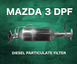 DPF-Diesel-Particulate-Filter-for-Mazda-3-08-2007-09-2009