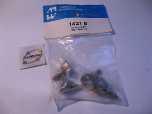 Hammond-1421-B-Thumb-Screw-10-32-4-Pack-NOS-Qty-1