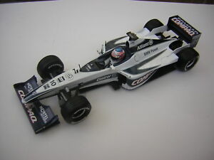 1/18 F1 Bmw Williams Fw22 N°10 Button Hotwheels Formule 1 100% D'Origine