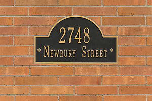 Arch-Marker-Two-Line-Personalized-Address-Plaque