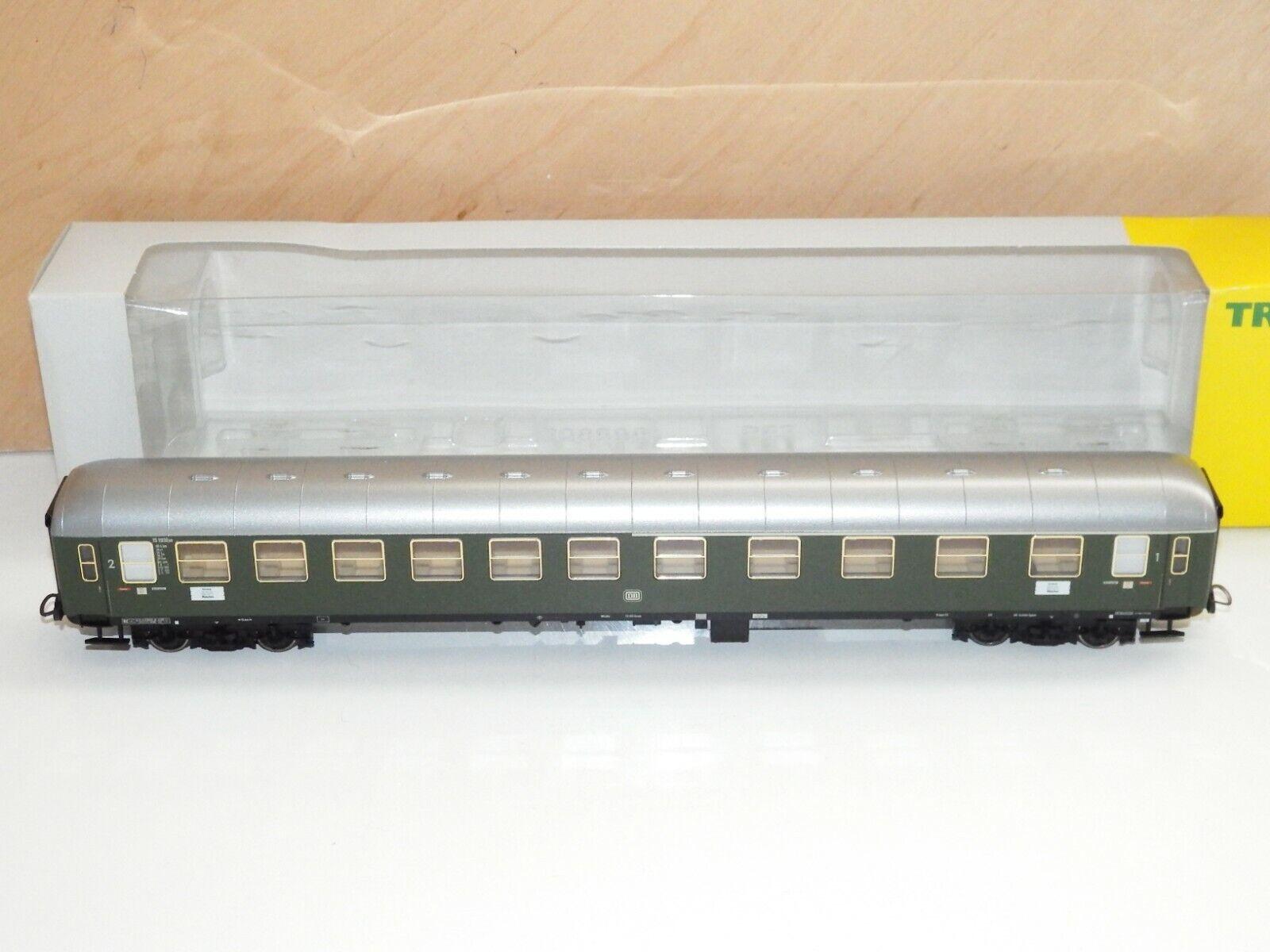 H0 Trix 23402 Passenger Car 1 2. Class The DB MINT BOXED 3385