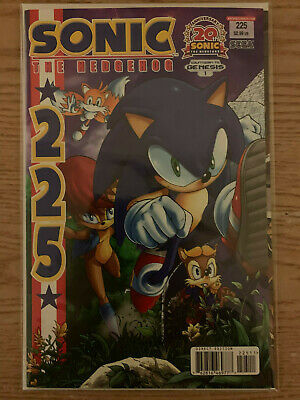 Ships Fast Archie Sonic the Hedgehog Genesis Comic Books 225 226 227 228 229 230