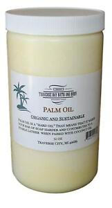 Palm-Oil-Soap-making-supplies-Organic-sustainable-32-fl-oz-DIY-projects