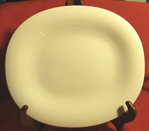 Image is loading Villeroy-Boch-Fine-China-New-Cottage-All-White- : oblong dinner plates - pezcame.com