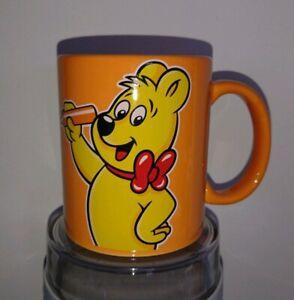 Kaffeebecher-Haribo-orange-Goldbaer-Werbung-neu-Kaffee-tasse-Becher
