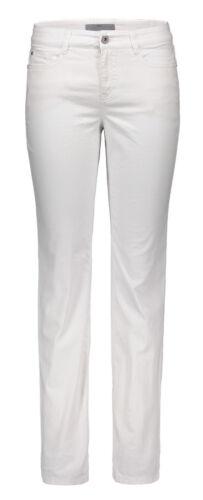 Mac Jeans da donna Angela 5240 0380s BIANCO d010 misura 44//30