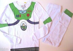 796d255a5 New Tag Boys Disney Toy Story Pixar Buzz Lightyear Pajama Set Size 8 ...