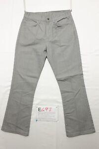 Levi-039-s-Es-Prest-Bootcut-Cod-E497-Tg45-W31-L34-vaqueros-ACORTADO-usado-Vintage
