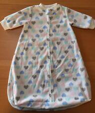 NWT Carters Sloth Narwhal Baby Boy Girl Sleeveless Cotton Sleep Sack Bag