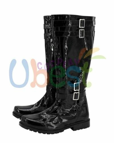 Star Wars The Rise of Skywalker Kylo Ren Shoes Cosplay Men Boots