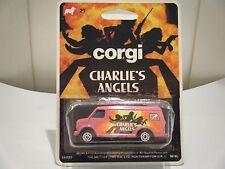 "Corgi Junior No: 21 ""Charlie's Angels Chevrolet Van"" (UNOPENED/Original 1978)"