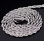 925-Sterling-Solid-Silver-Rope-Twist-Necklace-Chain-For-Women-Men-3mm-16-30-034 thumbnail 11