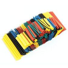 328 X 5 Colors 8 Sizes Assorted 21 Heat Shrink Tubing Wrap Sleeve Kit
