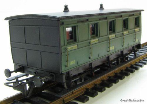 R.M.A. 1620 Abteilwagen PLM 890 3. Kl. Spur H0 1 87 OVP