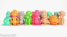 "20 pc BULK Retro Oh No! Aliens UFO B Movie Toys Party Favors 1.5"" Figures"