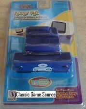 Recharge Battery & AC for Original Gameboy Advance Purp