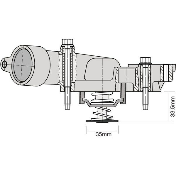 Tridon  Thermostat   TT522-180P