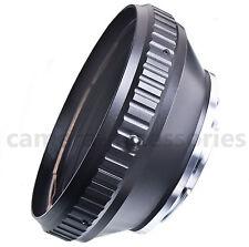 Hasselblad V-system CFi CFE C CF lens to Pentax PK K-mount camera adapter ring
