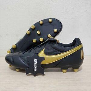 Nike-Premier-II-2-FG-Leather-Soccer-Cleats-Black-Gold-SZ-917803-077