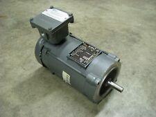 1//2 HP 3 PHASE BALDOR 3450RPM INDUSTRIAL MOTOR HM3107 208-230//460V