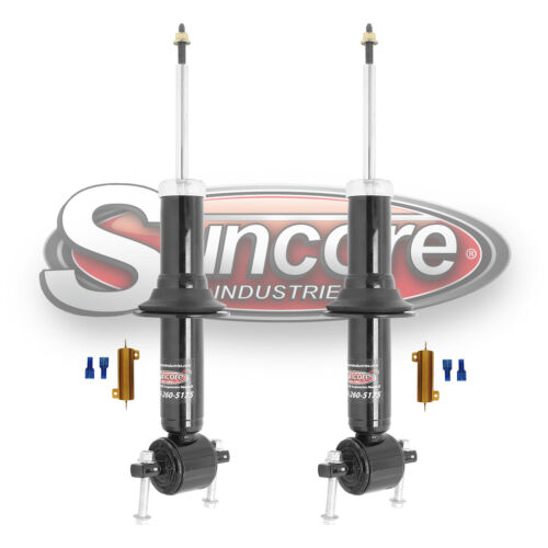 07-14 GMC Yukon XL 1500 Front Active Suspension to Passive Gas Shock Absorbers