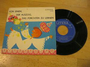 7-034-Single-Von-einem-der-auszog-das-Fuerchten-Grimm-Vinyl-Litera-DDR-5-60-088