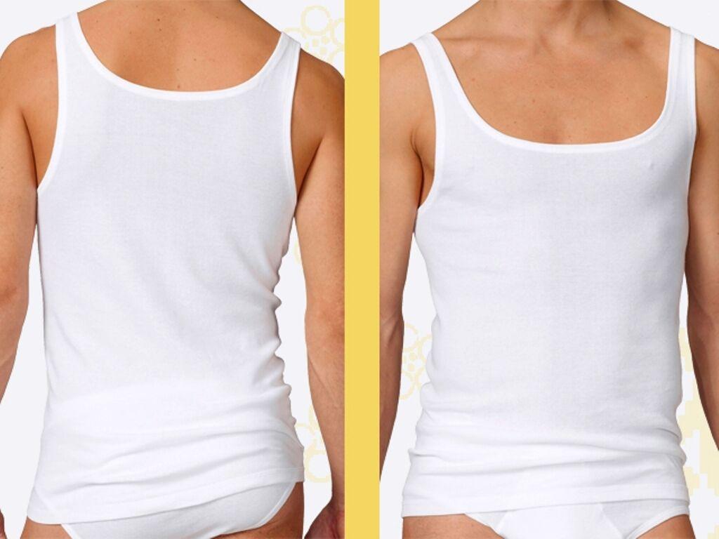 Calida 6 x Athletic Shirt Gr. S - XXL Shirts Unterhemd weiss 11010 Baumwolle neu     | Zart  | Hohe Sicherheit  | Hohe Sicherheit  | Spielen Sie auf der ganzen Welt und verhindern Sie, dass Ihre Kinder einsam sind  | Deutschland Shops