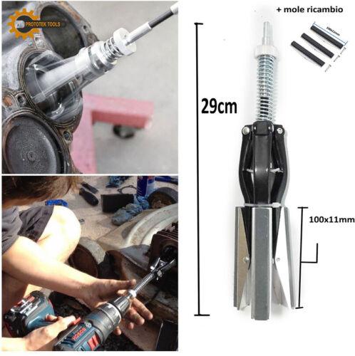rettifica Lucida cilindri con Ø 51-177mm mola da 100 x 11 mm MOLE RICAMBIO