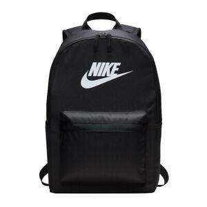 Notable Pase para saber si  Nike Sportswear Heritage Backpack 2.0 Backpack 011 Bag Mochila Sac a Dos |  eBay