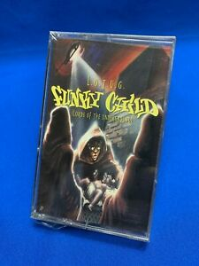 Lords Of The Underground - Funky Child | Cassette Tape Single 1992 RARE SEALED