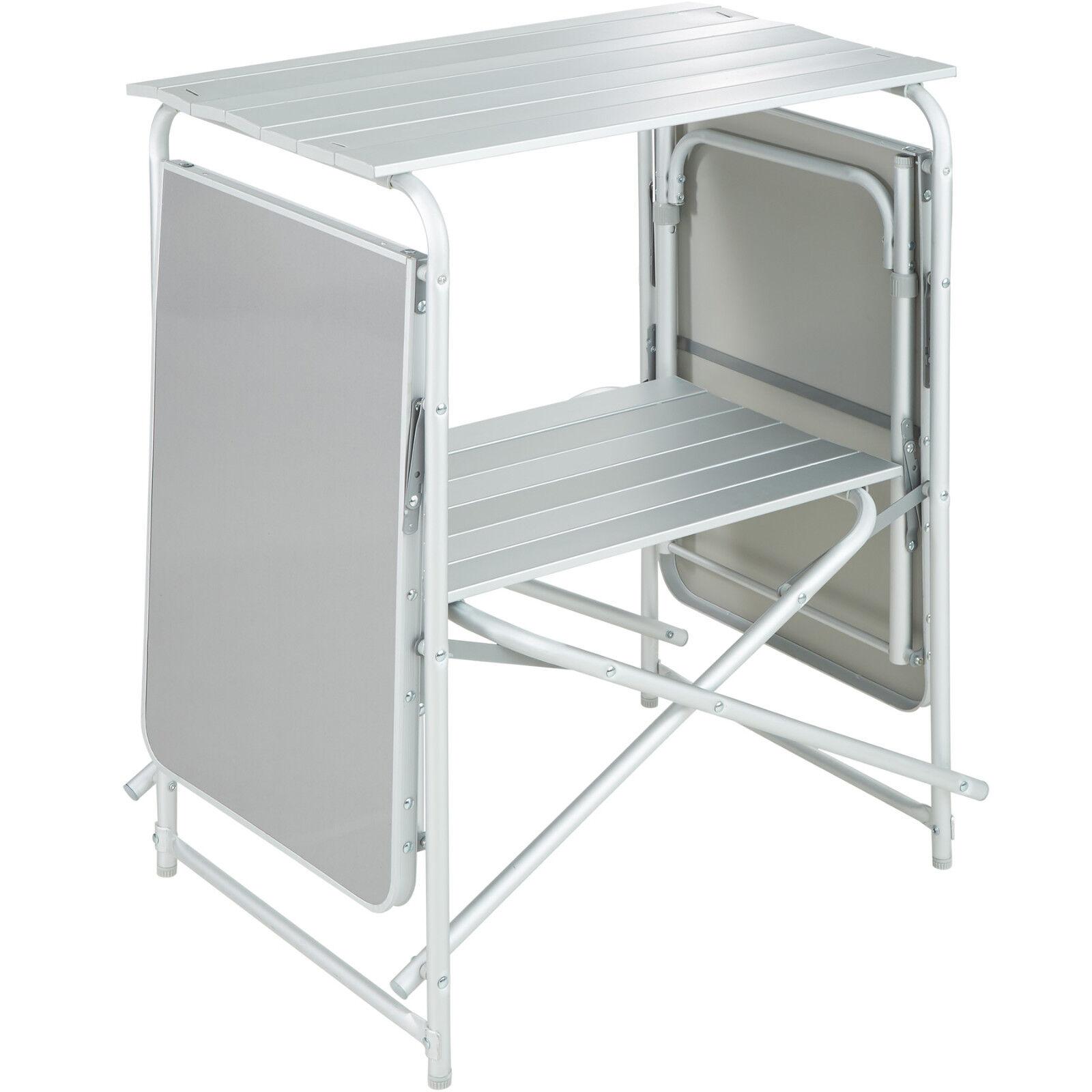 Campingküche Alu Küchenbox Campingschrank Faltschrank faltbar Windschutz Windschutz Windschutz Outdoor c5d816