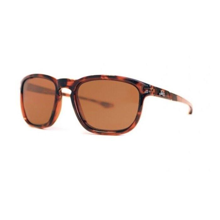 Fortis Strokes 24 7 Brown Lens Polarised Sunglasses - ST001 NEW Carp Fishing