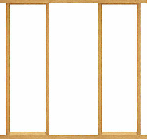 Image Is Loading External OAK DOOR FRAME Double Sidelights Side Light