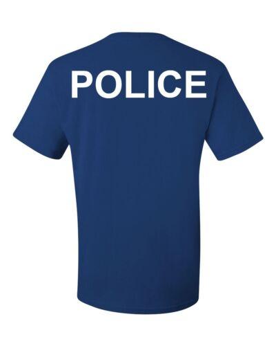 Police Law Enforcement T-shirt pour protéger et servir d/'urgence tee shirt