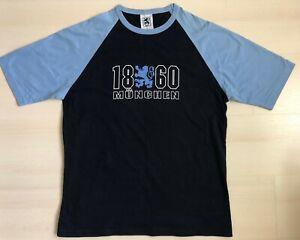 Muenchen-1860-shirt-trikot-L-TSV-no-schal-scarf-Fussball-Nuernberg-kaiserslautern