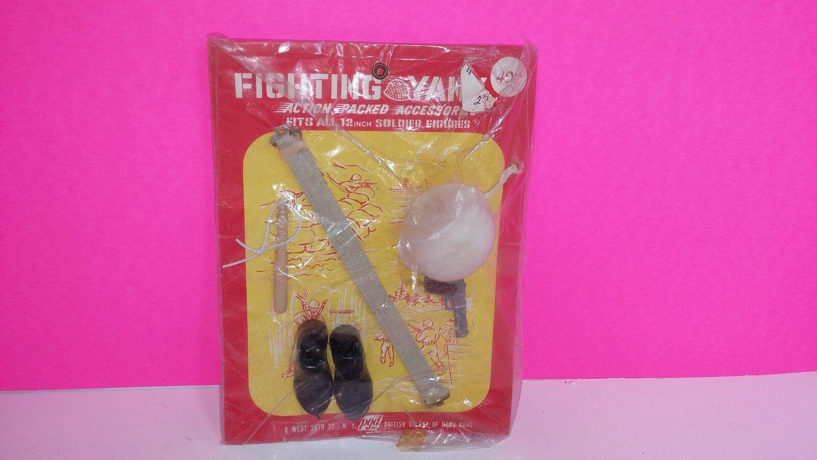 Fighting Yank Gi Gi Gi Joe Figure Vintage Accessories R518 Unopened e84cb4