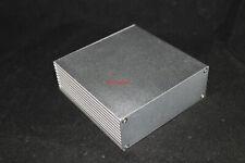 Silver Aluminum Pcb Instrument Box Enclosure Diy Project 11011040mm Us Stock