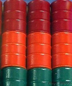 Oil-Barrels-16-Piece-G-Scale-Barrel-Set-gt-FAST-amp-EASY-LAYOUTS-lt